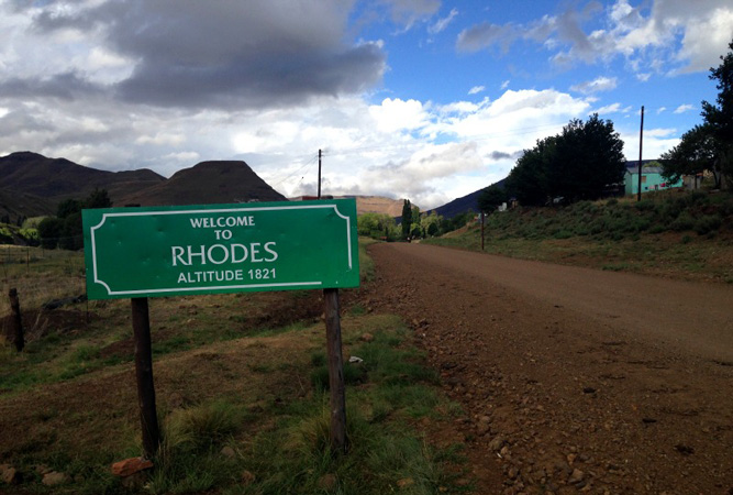 Welcome to Rhodes