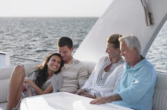 Match your dad's personality to the perfect Father's Day boating experience!