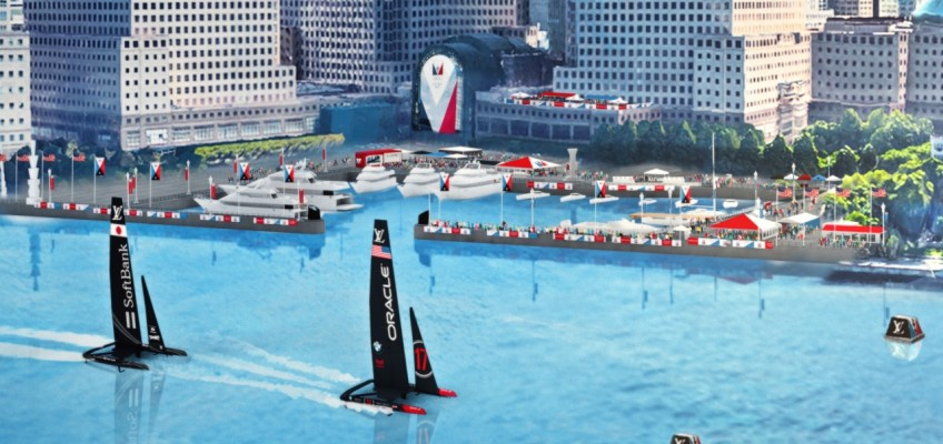 The America's Cup is Making its Iconic Return to New York