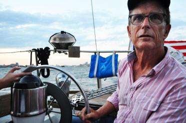 Captain's Corner: Introducing Captain Walter