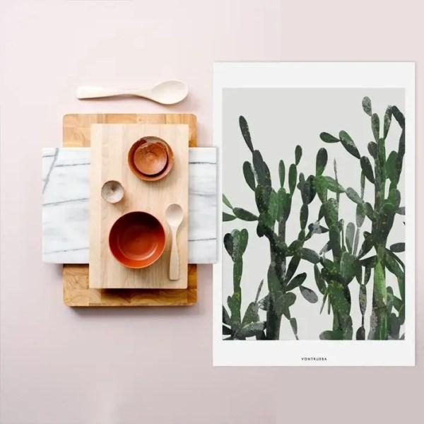 Vontrueba Veggie Collection Art - SampleBoard Blog