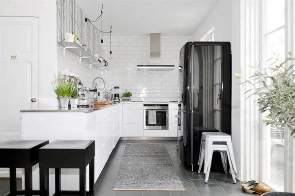 Rooms to Inspire // Nordic Kitchen Design Concept - SampleBoard The Blog