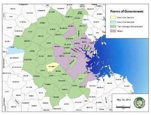 TGSC map