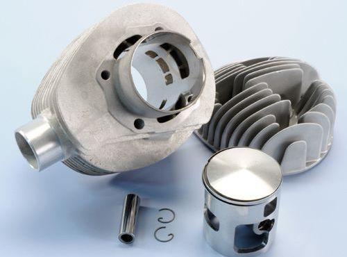 Polini Alu Zylinder mit 221ccm (60mm Langhub) für Vespa PX200 (P1400084)