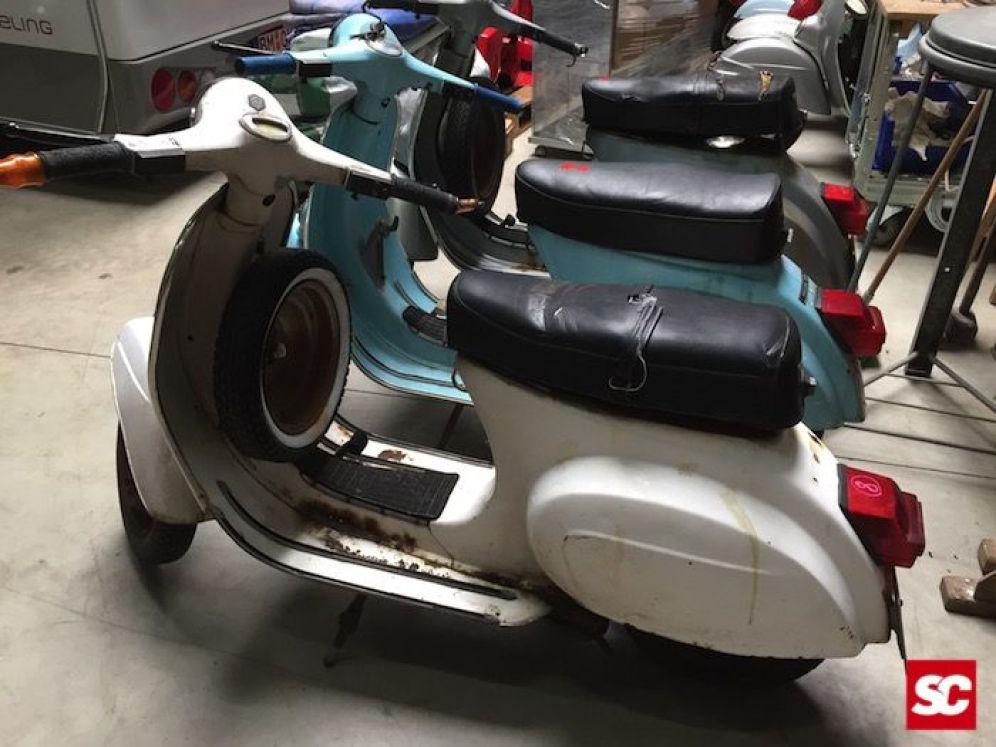 vespa 50ss zu verkaufen scooter center scootershop rollershop blog pure scootering since 1992. Black Bedroom Furniture Sets. Home Design Ideas