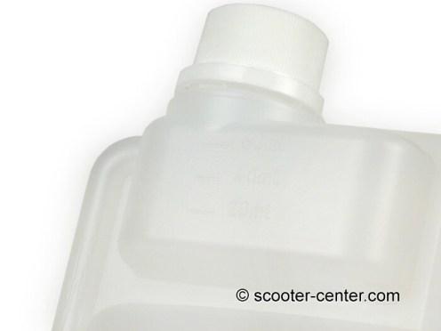 Ölmessbecher - Dosierflasche -BGM PRO 1000ml- mit Dosierkammer und zwei Verschlüssen
