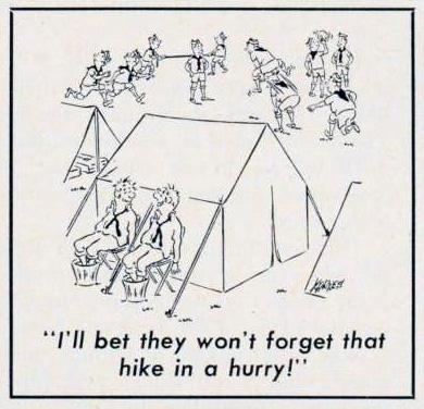 Cartoon-1964-After-Hike