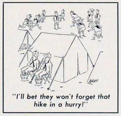 Cartoon-1964-After-Hike