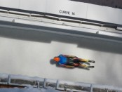 Tucker West Home Luge