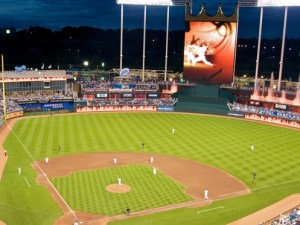 kauffman-stadium-at-night