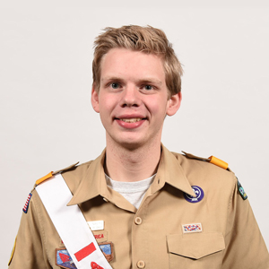 Tyler Inberg 2016 OA National Vice Chief