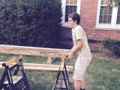Landon-Eagle-Scout-project