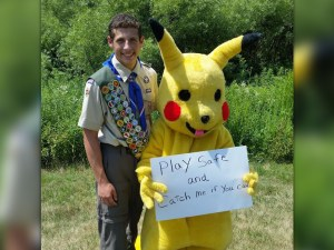 William Bauman Pokemon GO featured