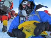 Milewski on Everest 1