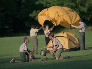 scouts-practice-camping-skills