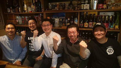 熊本震災支援メンバー
