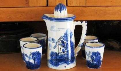 Delft Juicer set