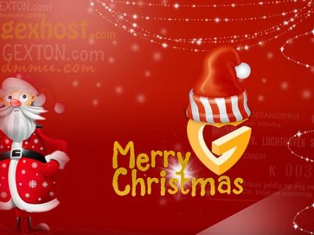 Tarjeta de Saludos de Navidad