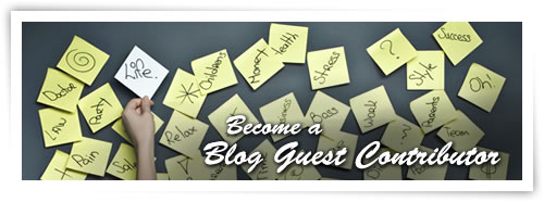 Become a Blog Guest Contributor
