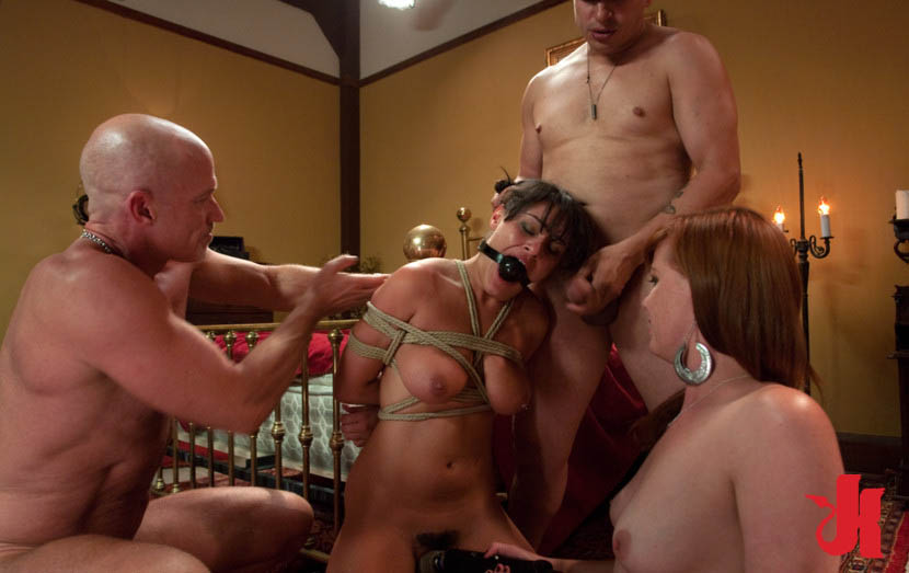 from Franco sex and submission women tied