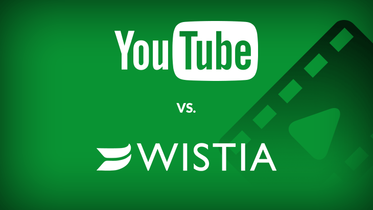 Video hosting alternatives: YouTube vs. Wistia