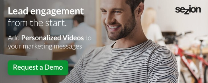 Increase lead engagement with personalized videos