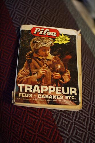 Pifou Spécial Trappeur