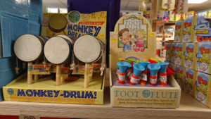 Monkey Drums