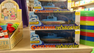 Clockwork Submarines