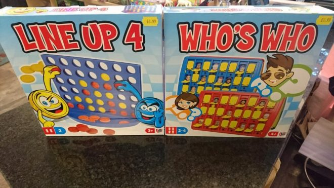 Games at Silly Billys
