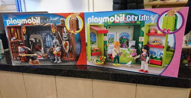 Playmobil Guessing Game