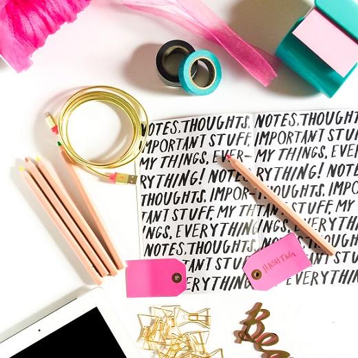 blog sittakarina - 50 ide kreatif untuk menulis blog