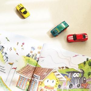 blog sittakarina - 4 buku seru dan wajib baca untuk sekeluarga