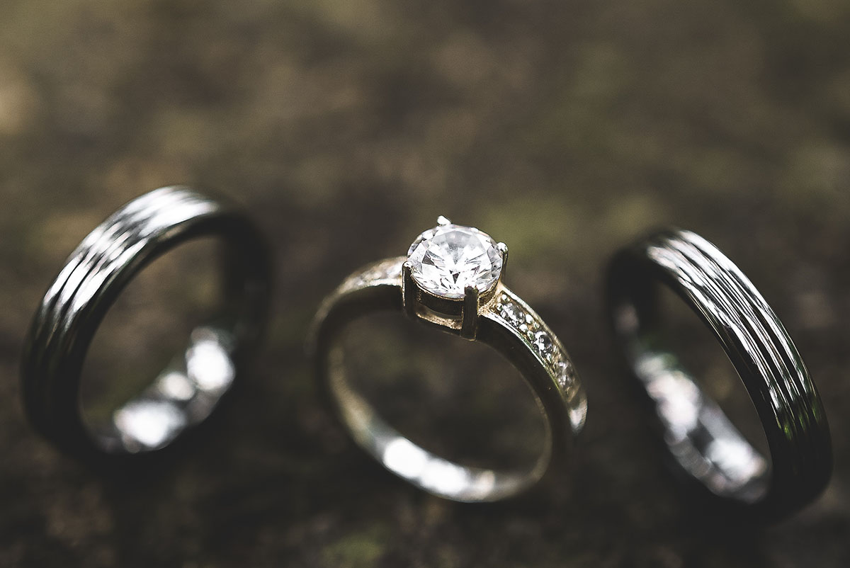 Fullsize Of Simple Wedding Rings