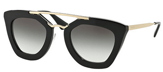 prada, cinema sunglasses
