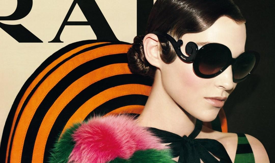 Prada Returns: The Ornate Collection