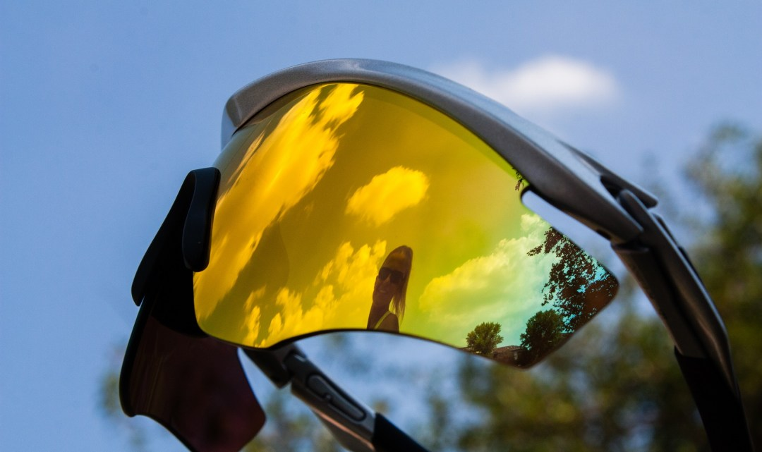 Cycling Sunglasses: The Five Key Features – Infographic