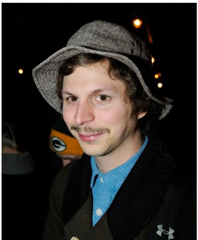 michael cera moustache