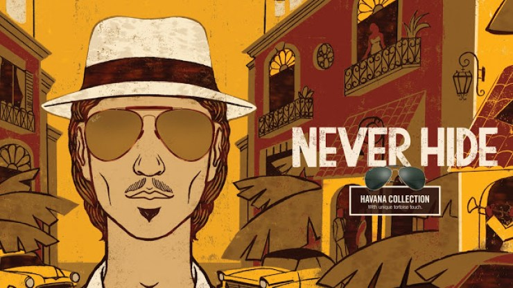 Never Hide Havana Collection