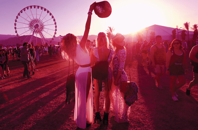 Coachella Festival 2016 – Our Favorite Looks