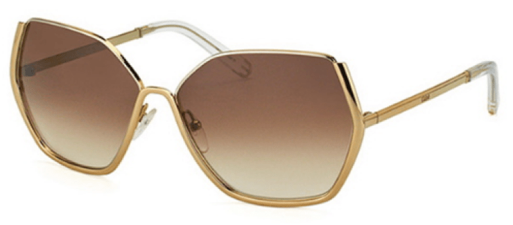 Chloe Danae Sunglasses