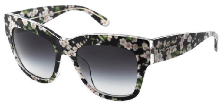 Dolce&Gabbana Almond Flowers Sunglasses