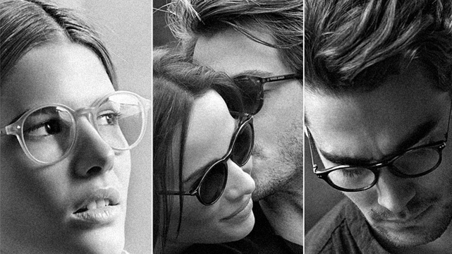 Giorgio Armani Eyewear Collection