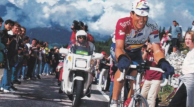 Tour de France Winners: Oakley Showcase