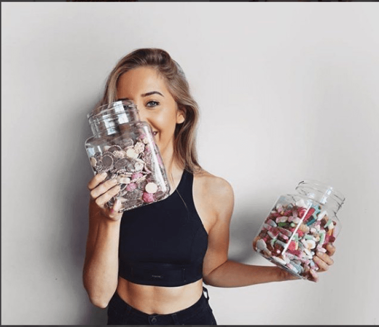 Lucy Mountain fitness blog