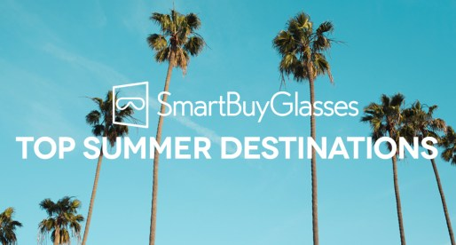 SmartBuyGlasses Top Summer Destinations