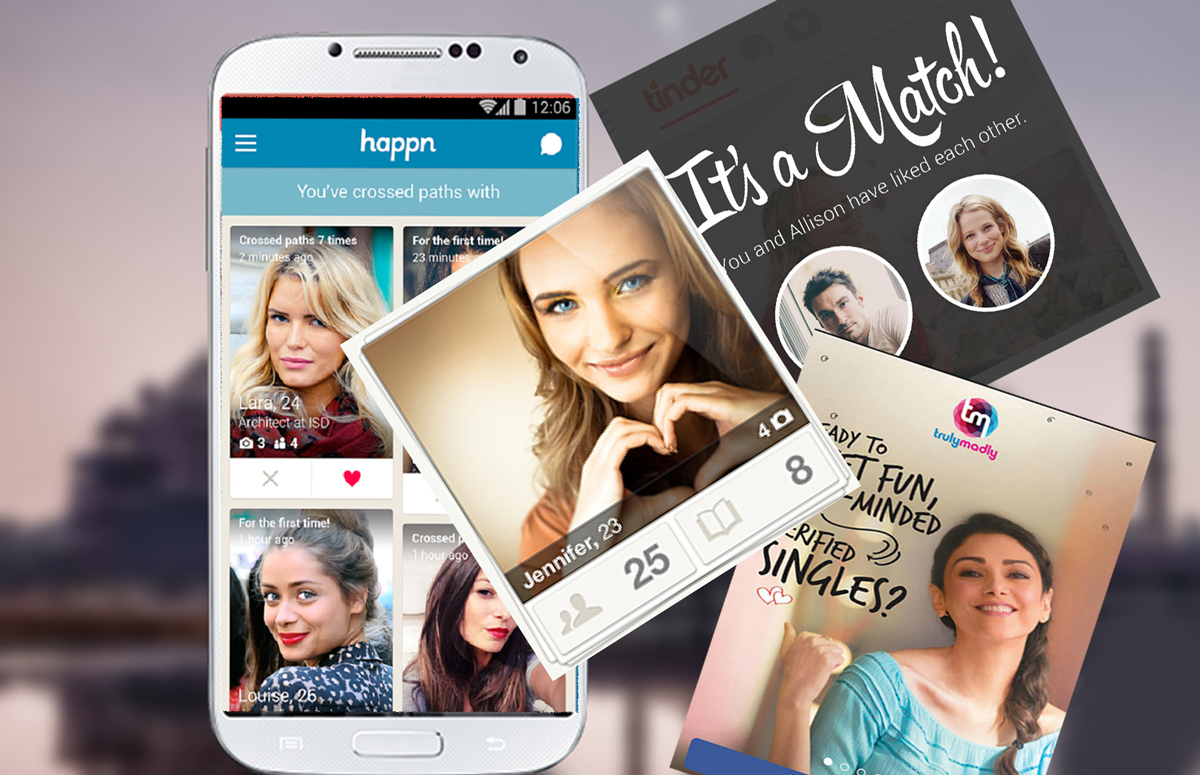 Famous dating app in india