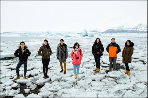 Jökulsálón Glacier Lagoon in Iceland. Image credits: Jacob Ma