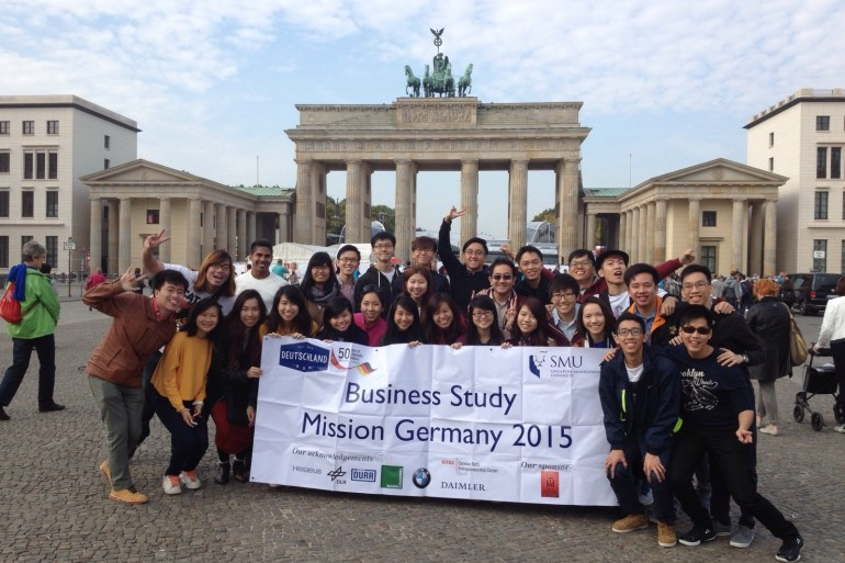 BSM Germany 2015 Brandenburg Gate