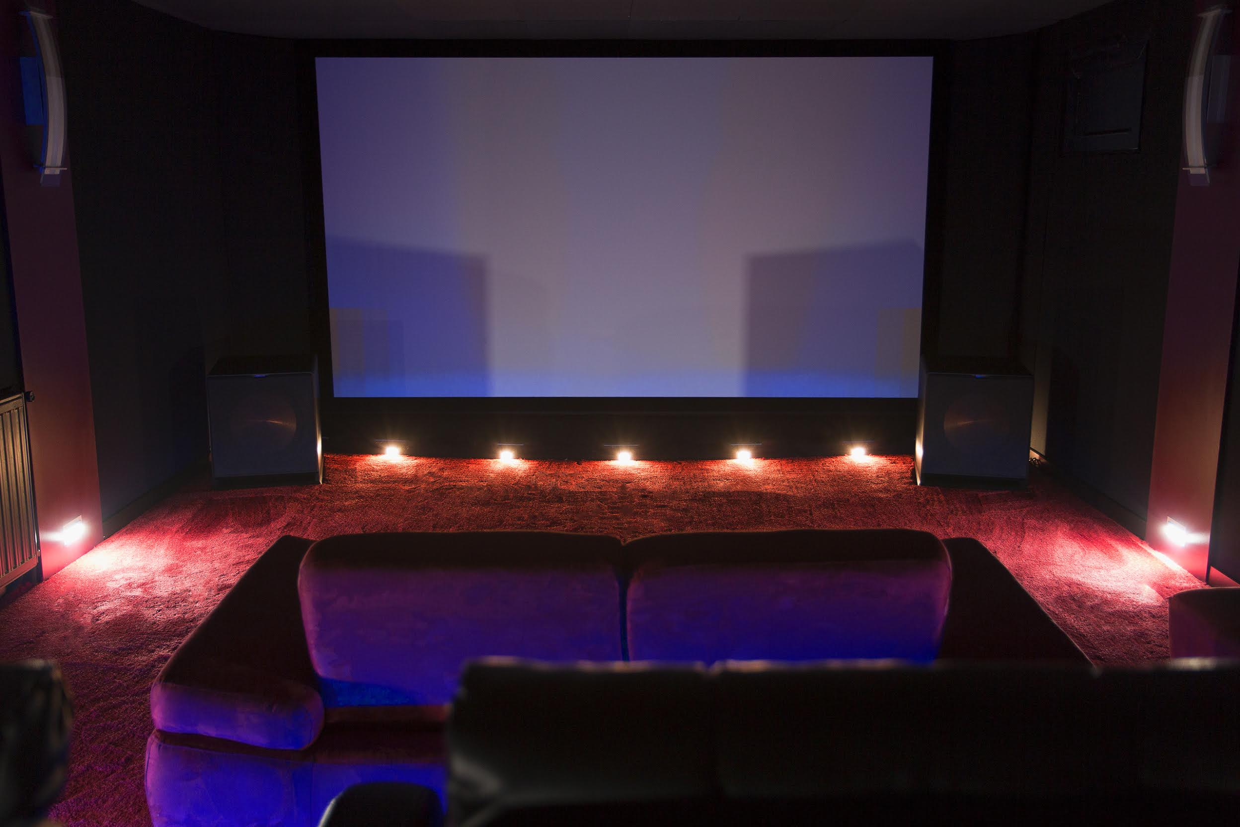 Visite d une salle home cin ma klispch thx anthem 7 2 le blog de son vid - Home cinema 7 2 ...